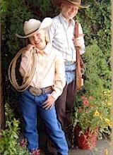 kids' western wear