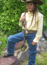 Western wear for youth, children's western wear