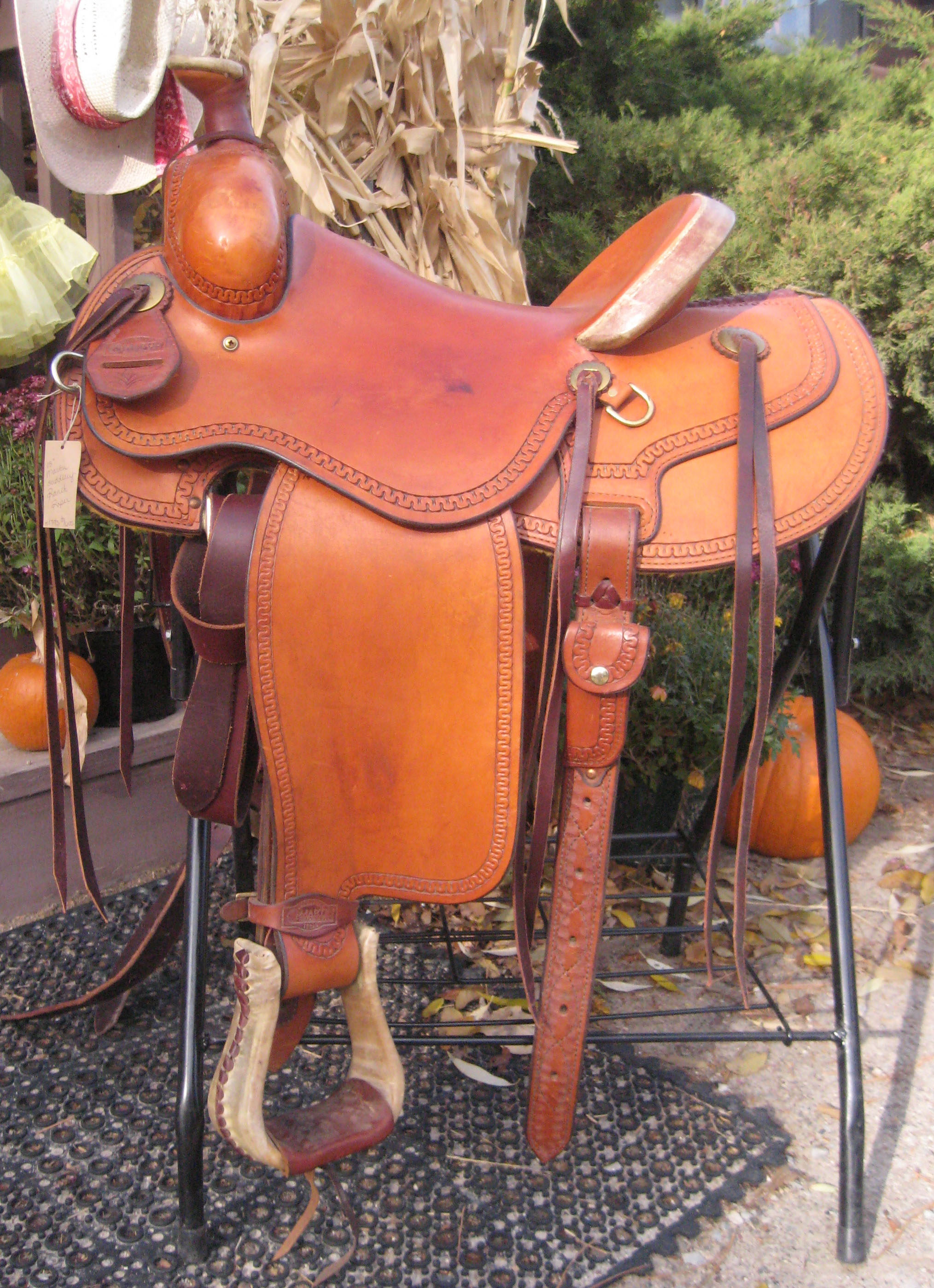 RopingSaddle