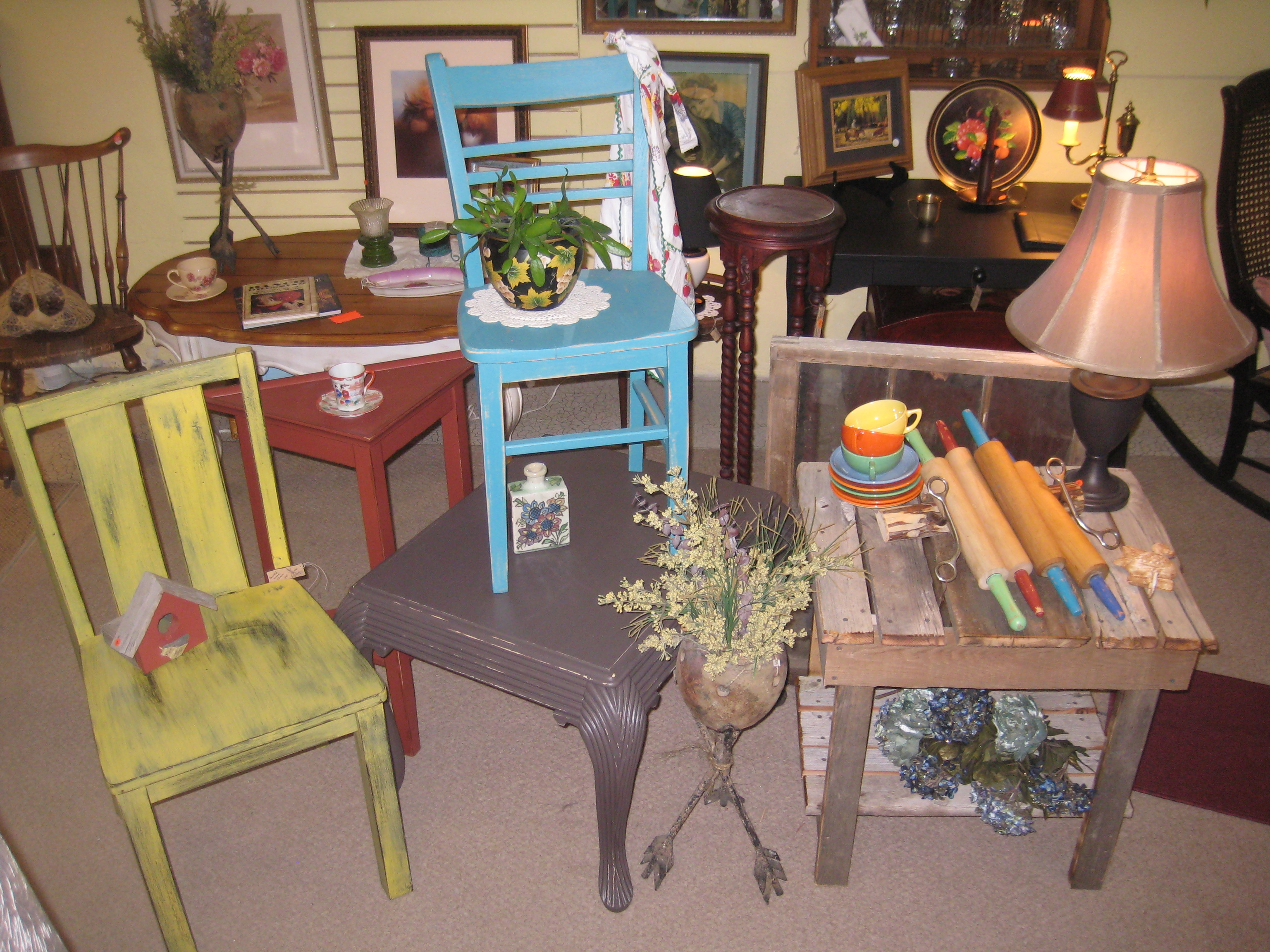 Furniture And Home Decor, Lolo, MT, Crazy Horse Consignment · Missoulian Ad  2