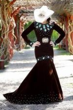 Rodeo Queen Dress